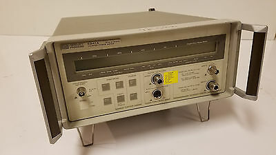 AGILENT HP 5347A Frequency Counter/Power Meter. W/HPIB option