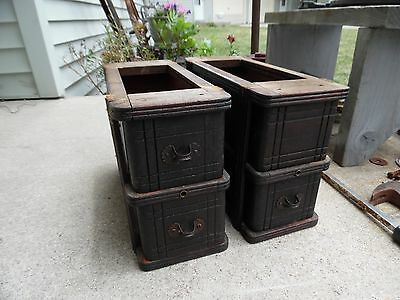 antique 4 Treadle Sewing Machine Drawers Ornate, SEARS ROEBUCK AND COMPANY