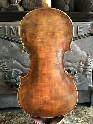 Old Antique Violin