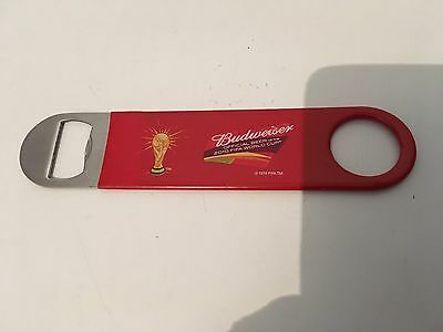Budweiser Bottle Opener ( 2010 FIFA World Cup ) Used