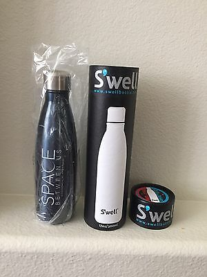 The Space Between Us Movie 2017 PROMO S'Well Bottle Stainless Steel Rare Swell