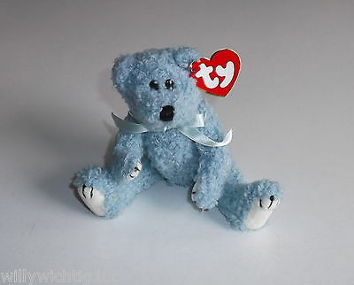 BEANIE BABIES TY - ATTIC TREASURE - Bluebeary