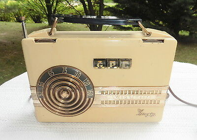 Poste Radio Transistor - Dinghy 603 -  Voxson -Made In Italy-Vintage- Annees 50