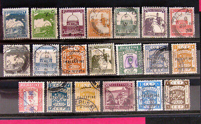 Middle East.Palestine..Stamps20.