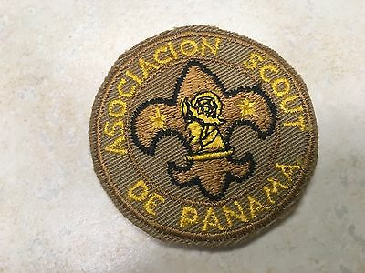 1950's Scout Association of Panama