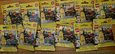 Lego Series 16 Minifigures 12 New Sealed Packs