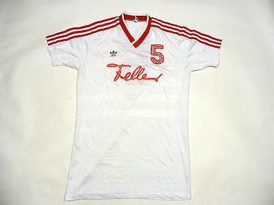 Adidas Vintage Shirt Trikot Made in West Germany