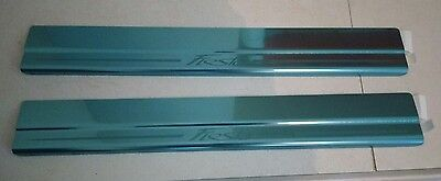 1531353 Genuine Ford Fiesta 5 Door Sill Scuff Plates Pair 2008 On
