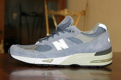 New Balance Scarpe Uomo Originali 100% - Made In England - Art. M991Bsm