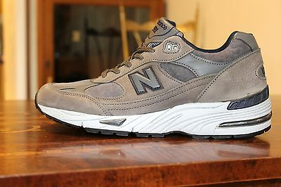 New Balance Scarpe Uomo Originali 100% - Made In England - Art. M991Nbg