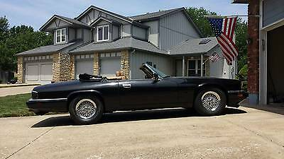 1994 Jaguar XJS 2+2 Convertible 1994 Jaguar XJS Convertible Project or Restore - NO RESERVE!