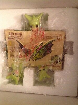 Pocket Dragons Believe in Dragons Clubs Members Only Piece Figurine Boxed 013853