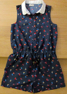 NEXT Girls Ladybird Playsuit - 10 Years