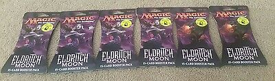 magic the gathering eldritch moon 15 card booster pack