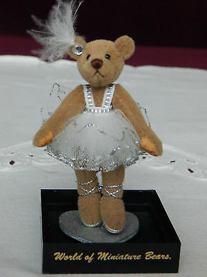 World Of Miniature Bears #795 Odette By Maria Fuertes
