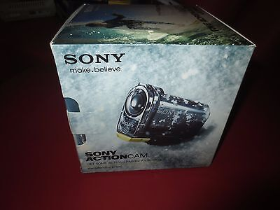 Sony Action Cam HDR-AS15 Outdoor WiFi full HD 1080 p + 8 GB micro sd card