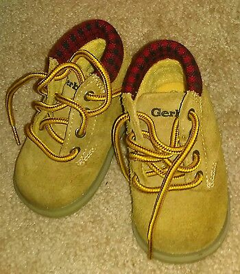 Baby Toddler Boy Shoes Work Boots size 4