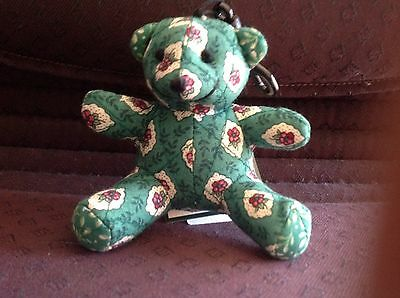 Vera Bradley Retired Greenfield Bitty Kelly Bear