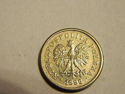 1992 Poland 10 Groszy ----Lot #2,397
