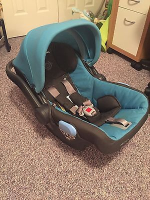 Uppababy Mesa Car Seat with Infant Insert