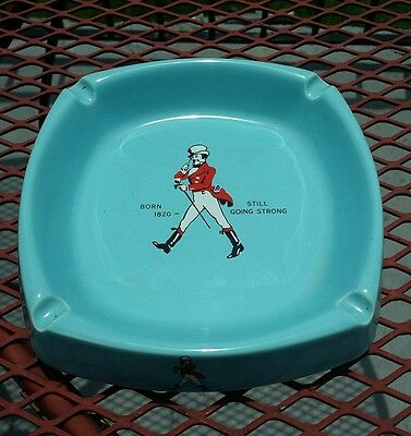 Johnnie Walker made in England Wade ashtray