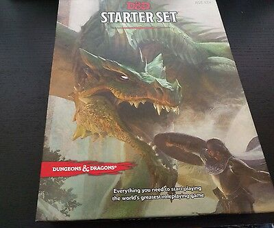 Dungeons and dragons starter set 5th edition DND STARTER SET 5TH EDITION