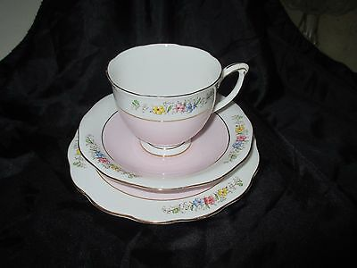 Lovely Tro Queen Anne  Fine Bone China England Numbered