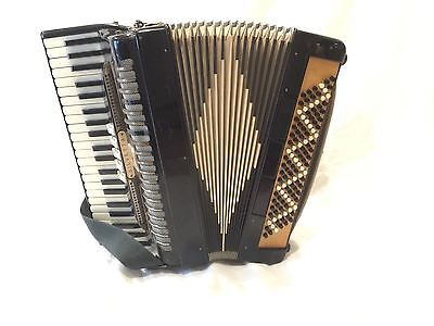 Silvetta 41 Key Piano Accordion Made In Germany