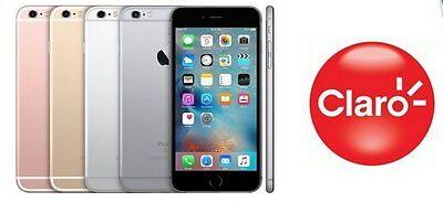 Claro Premium Factory Unlock Service For Iphone 5S Se 6 6S 6S+ 7 All Countries