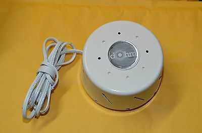 Marpac Dohm Dual Speed Sound Conditioner Noise Sleep Therapy Model DOHM NSF