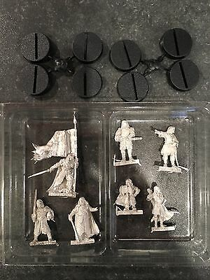 Games Workshop Lord Of The Rings Defenders Of Rohan Warhammer World Exclusive
