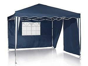 FLORABEST Side Panels Extension set for aluminium folding gazebos.
