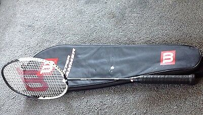 Wilson Badminton Racket Low Kickpoint + High Flex Shaft 90g Frame Weight