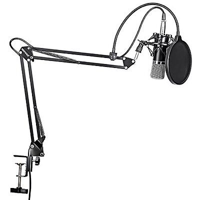 Neewer Nw-700 Professional Studio Broadcasting And Recording Condenser Mic New .