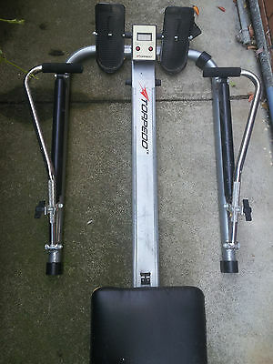 Torpedo Rowing Machine - pickup  Brunswick  3055