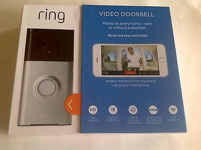 Ring Video Doorbell Installation Tools And Charging Kit Only