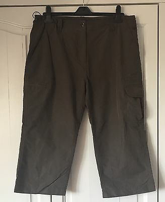 Peter Storm 3/4 Trousers Boarders Size 14