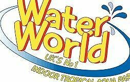 waterworld discount voucher ( valid til 6th sept 2017)