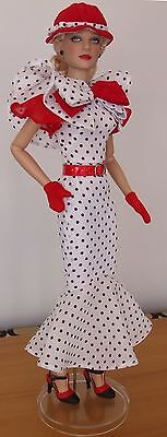 Bette Davis in 'Spotted by the Press' Outfit - Tonner Doll