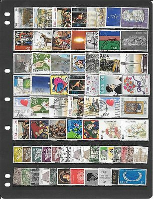 Ireland Collection Of Used Stamps K211
