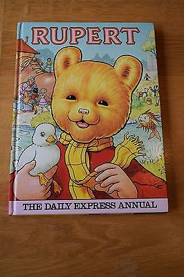 Rubert – The Daily Express Annual