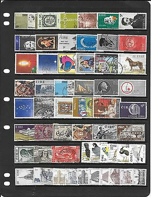 Ireland Collection Of Used Stamps K228