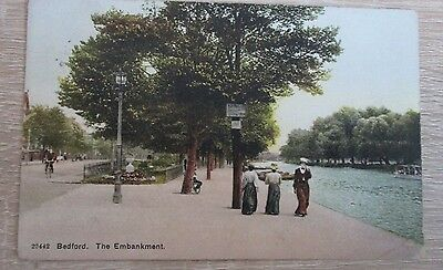 Bedford The Embankment 1909