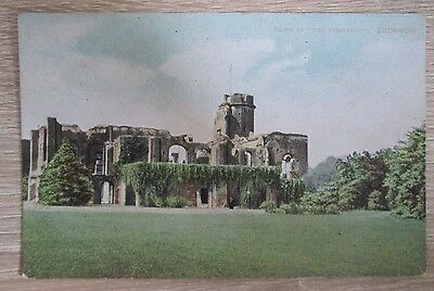 India, Lucknow, The Residency,  1900s