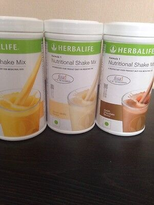 Herbalife Formula 1 Shake 500 Grams,Asian Version