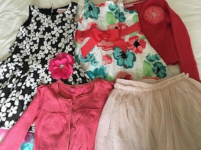 Girls Summer Party Clothes Age 3-4