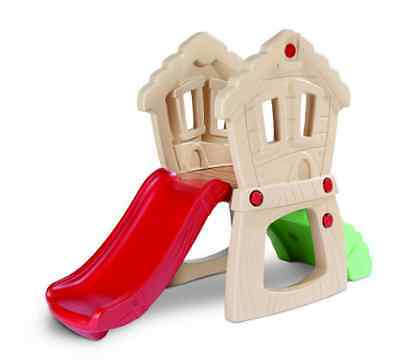 Little Tikes HIDE N SEEK CLIMBER SLIDE perfect jungle gym for toddlers