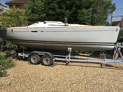 Sailing Boat Beneteau First 21.7S Yacht
