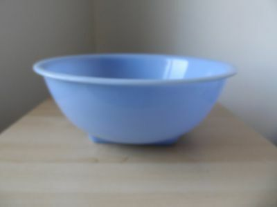 Pyrex Made in Canada Delphite mixing bowl square bottom 326 HTF Vintage