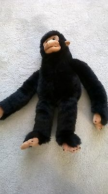 Large monkey puppet from The Puppet Company
